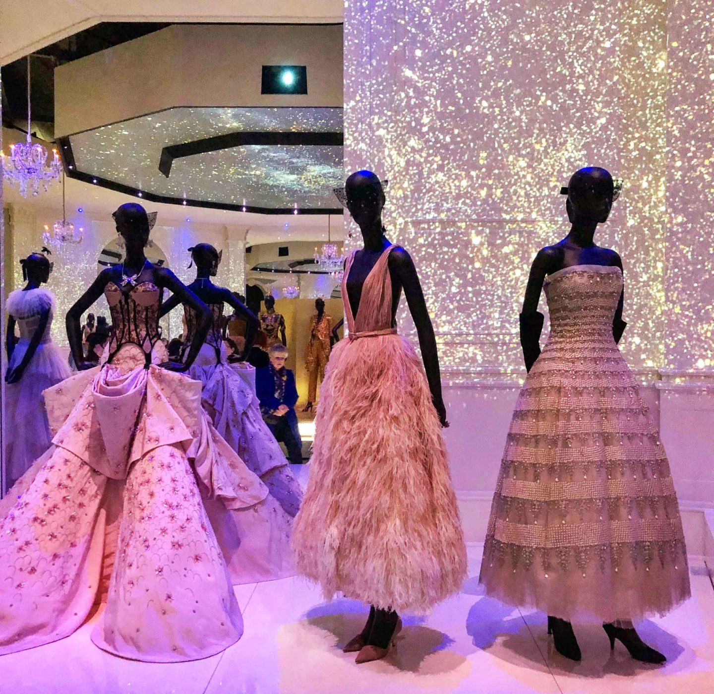 The Christian Dior exhibition London