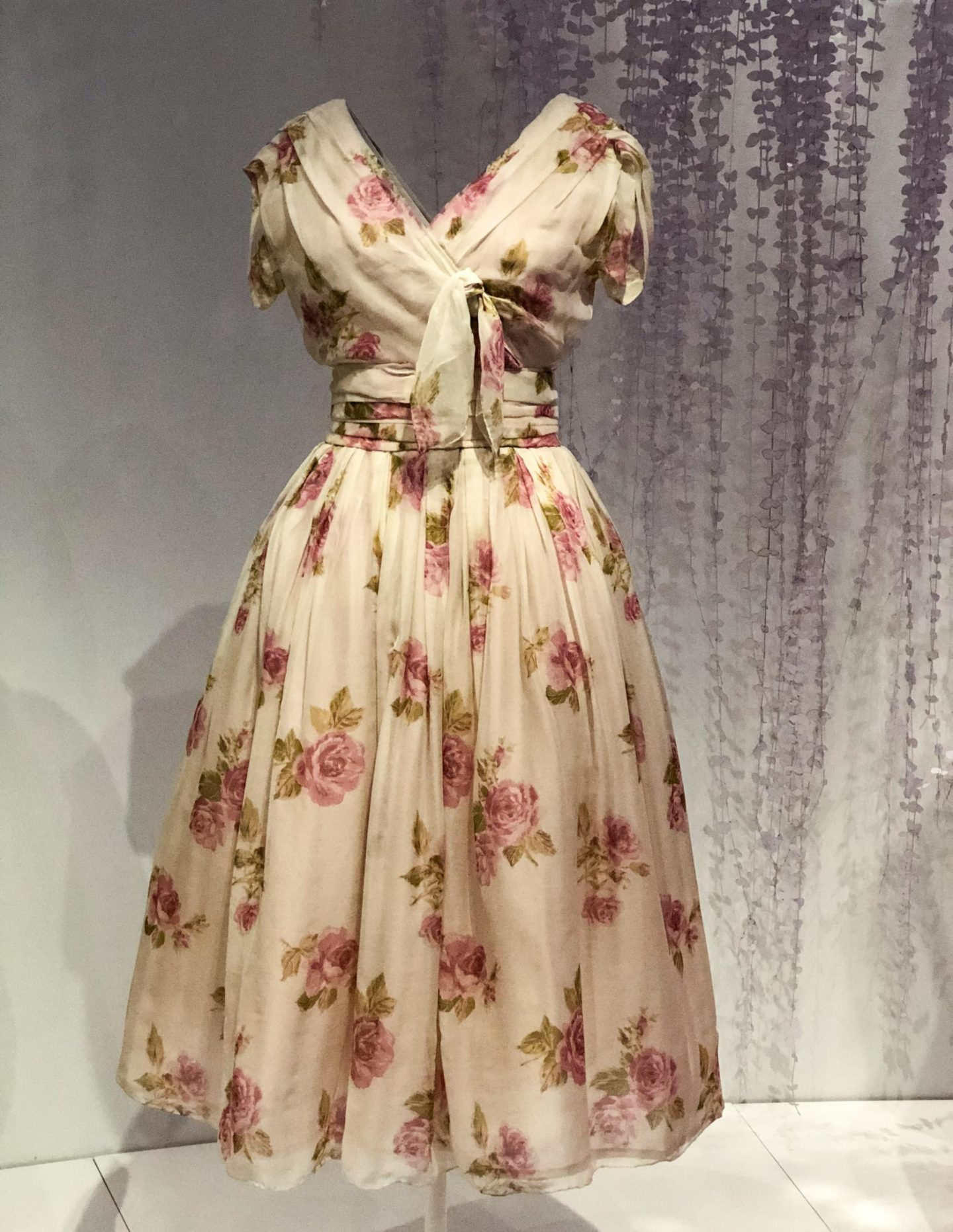 The Christian Dior exhibition at the V&A