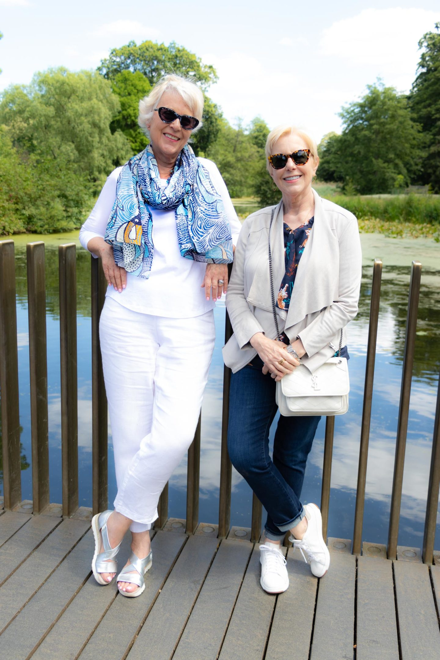 What to wear for a summer visit to Kew Gardens
