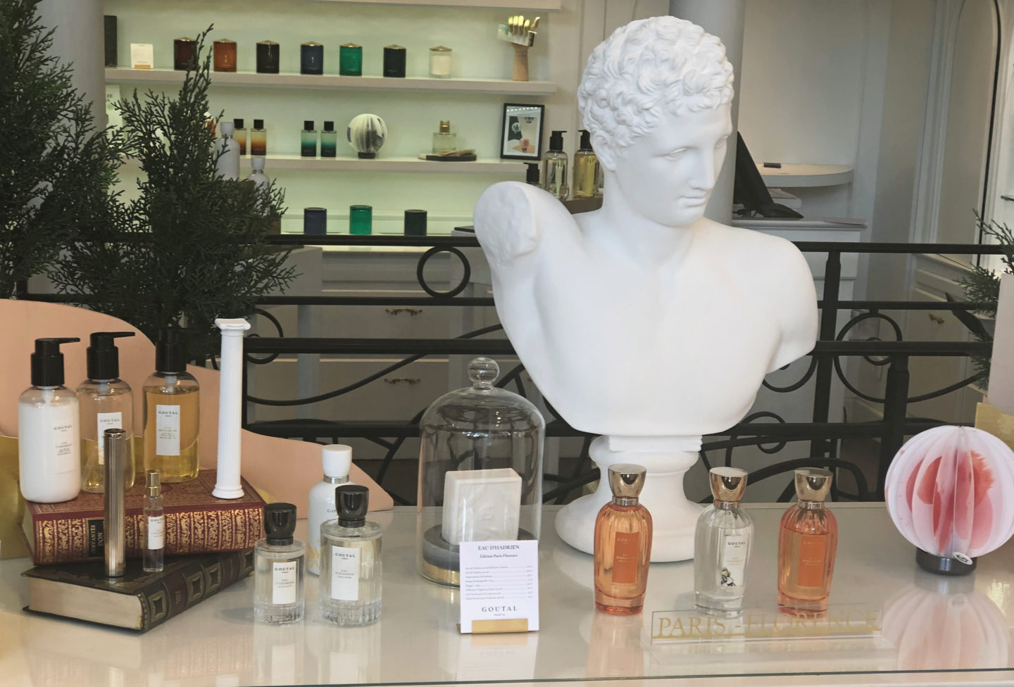 Annick Goutal perfumes
