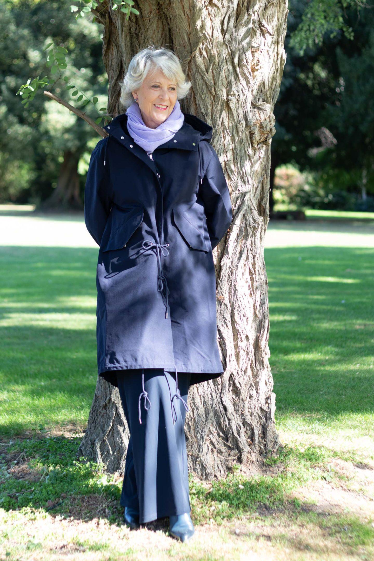 A coat for all seasons