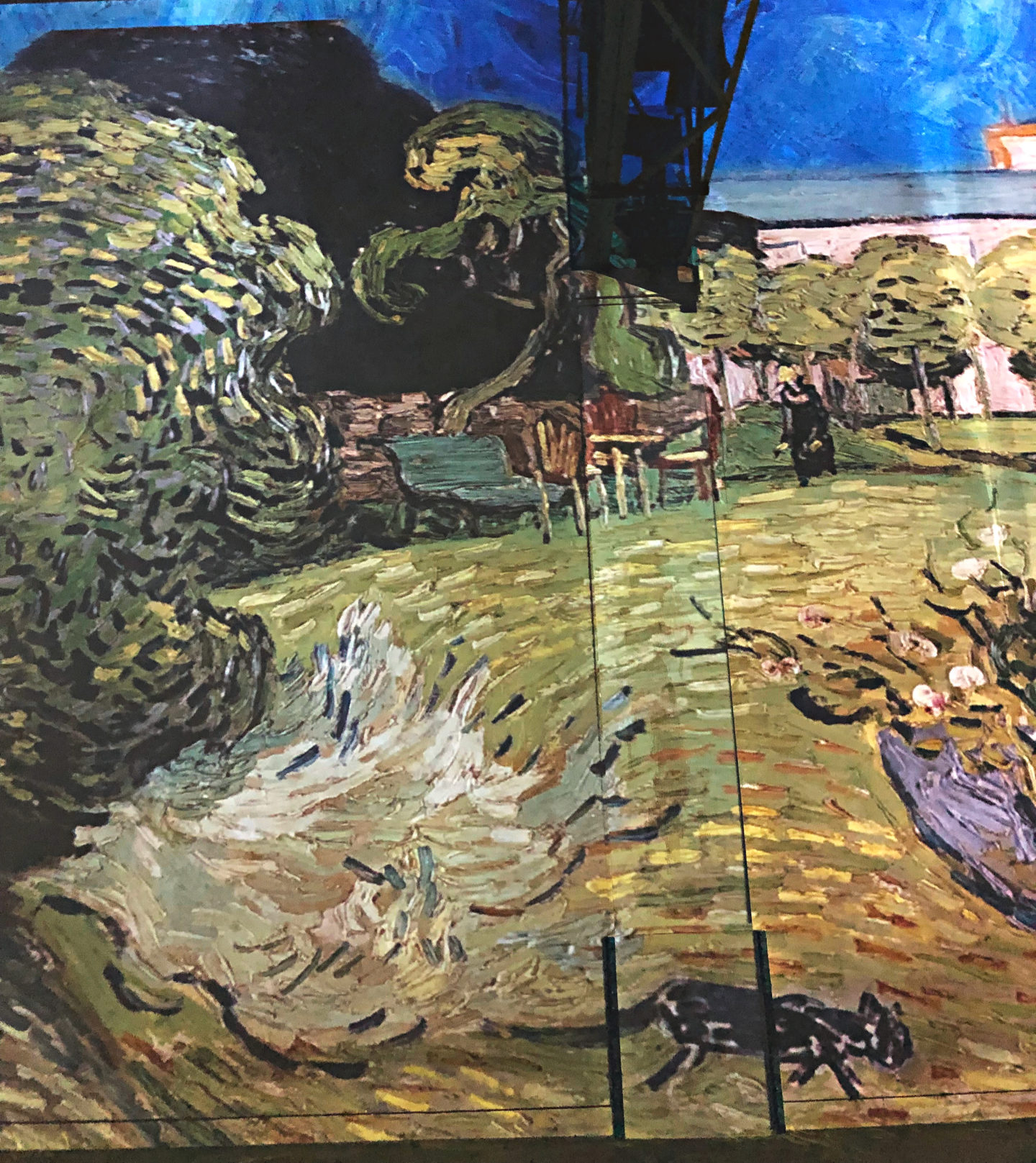 Van Gogh exhibition