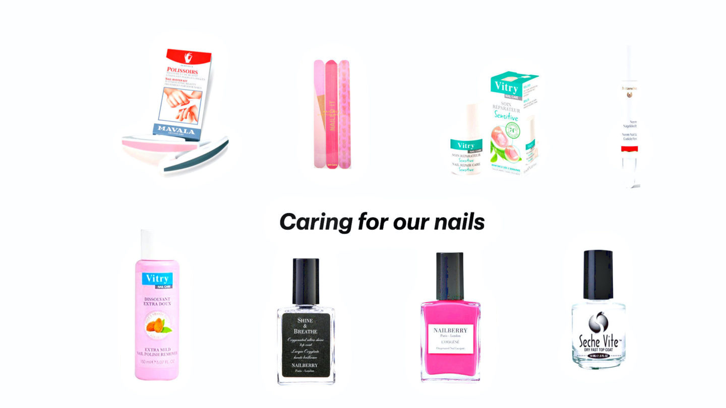 Caring for our nails
