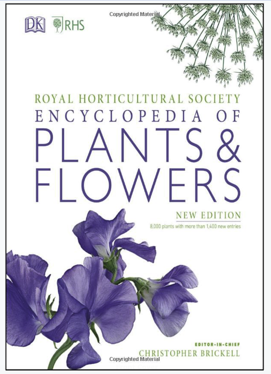 RHS encyclopaedia of plants and flowers