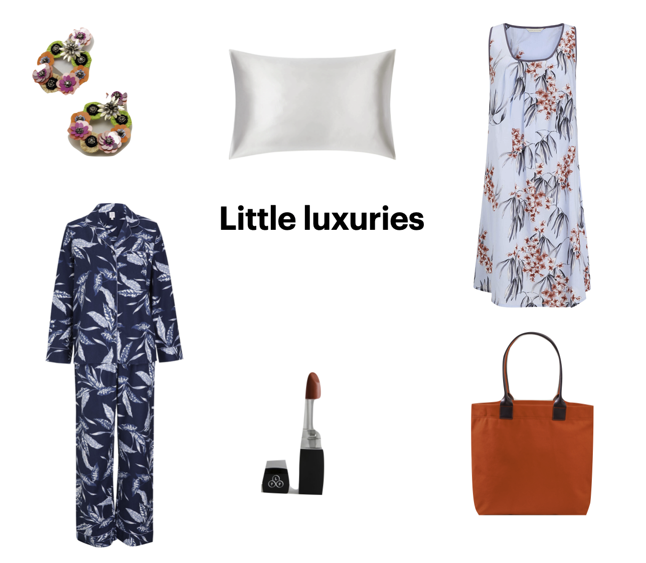 Little luxuries to brighten your day