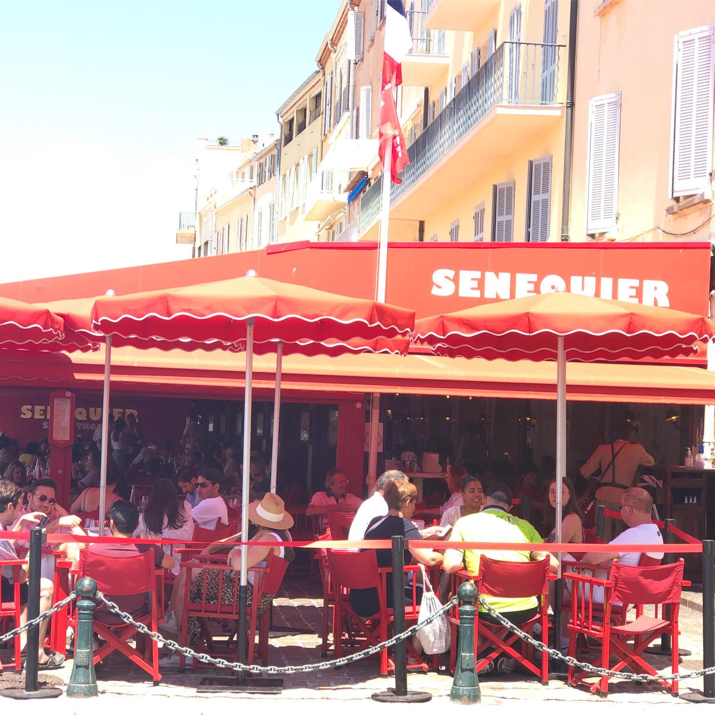 Senequier St.Tropez