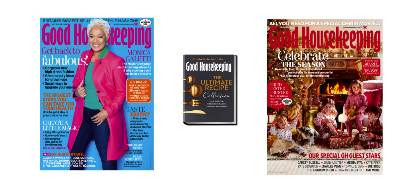 Good Housekeeping magazine special offer.