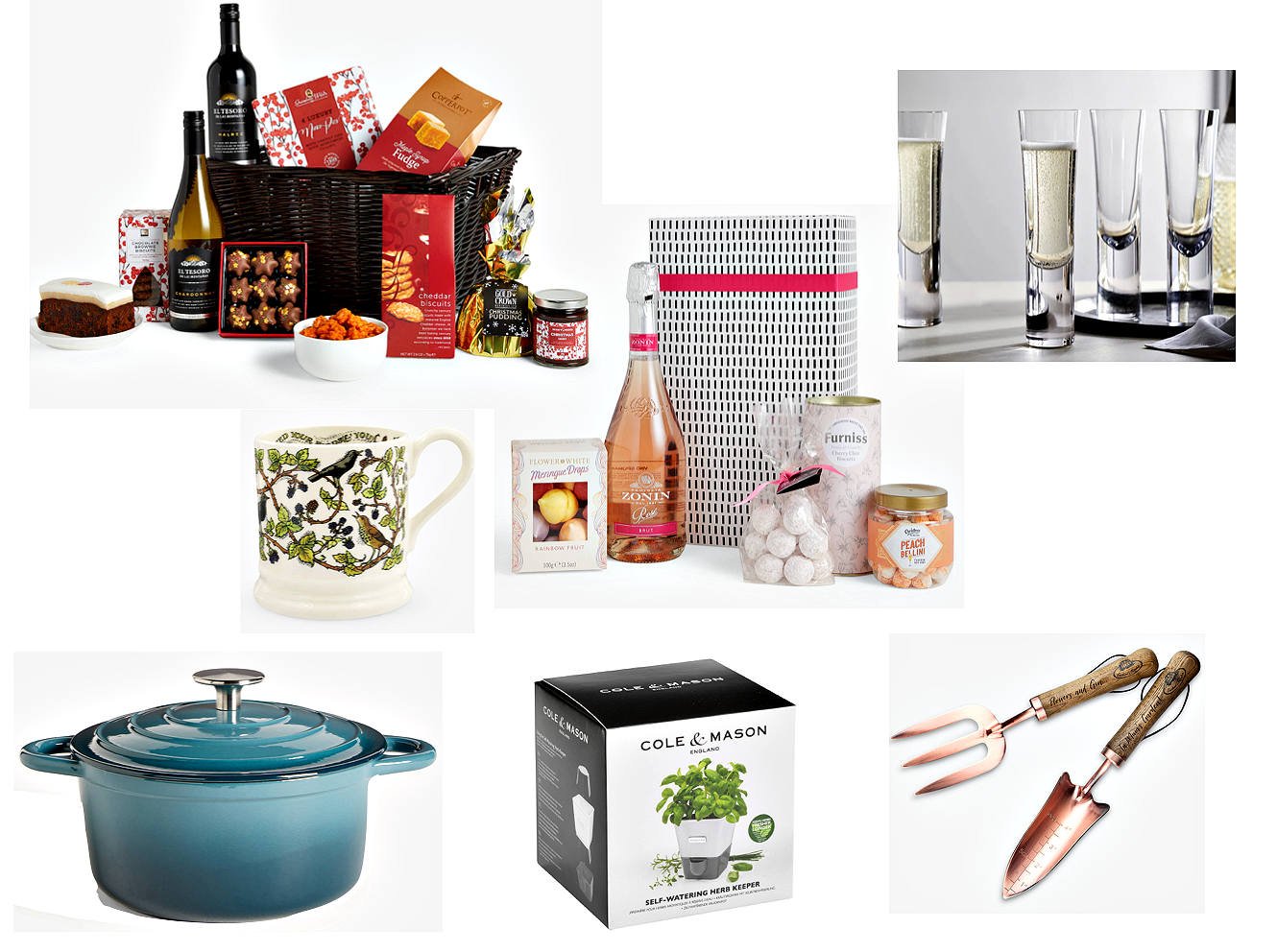 An early practical and comforting gift guide