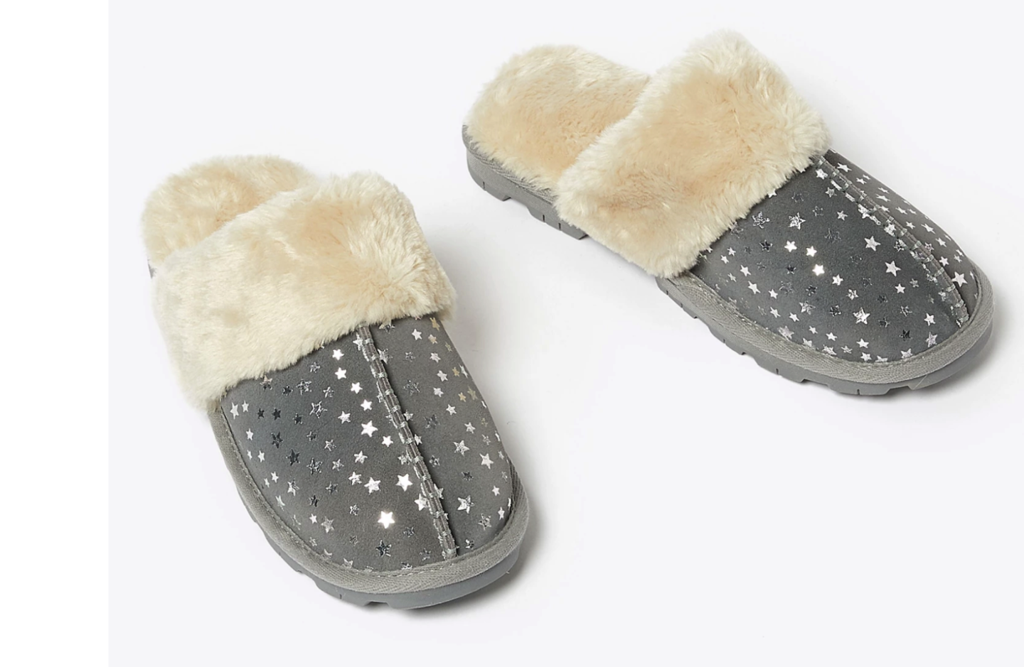 Cosy womens slippers