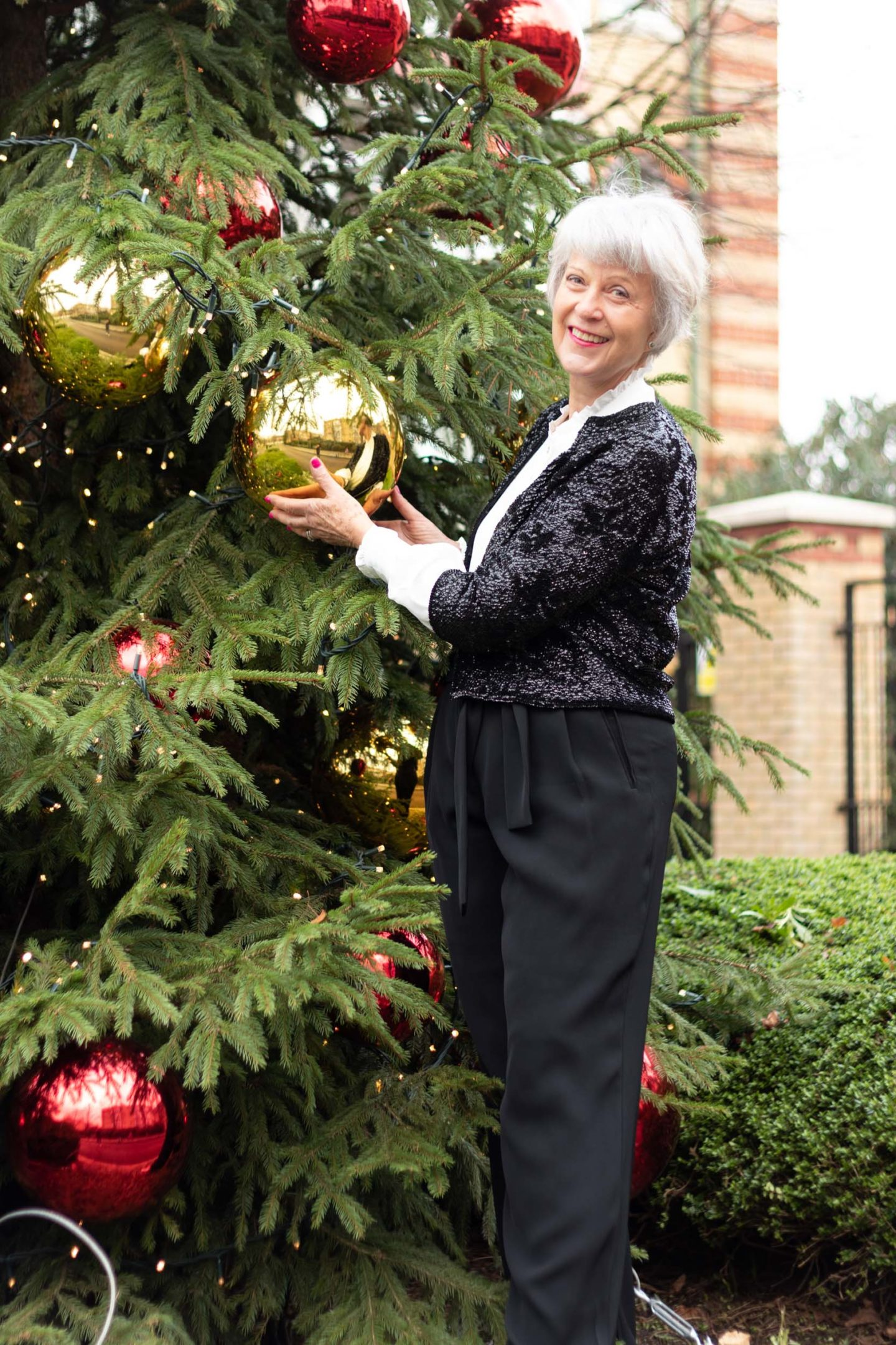 Wishing you a sparkly and joyous festive season