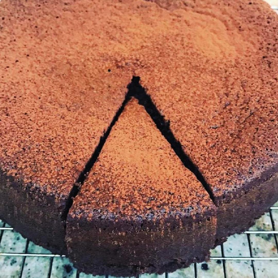Gluten free cocoa cake
