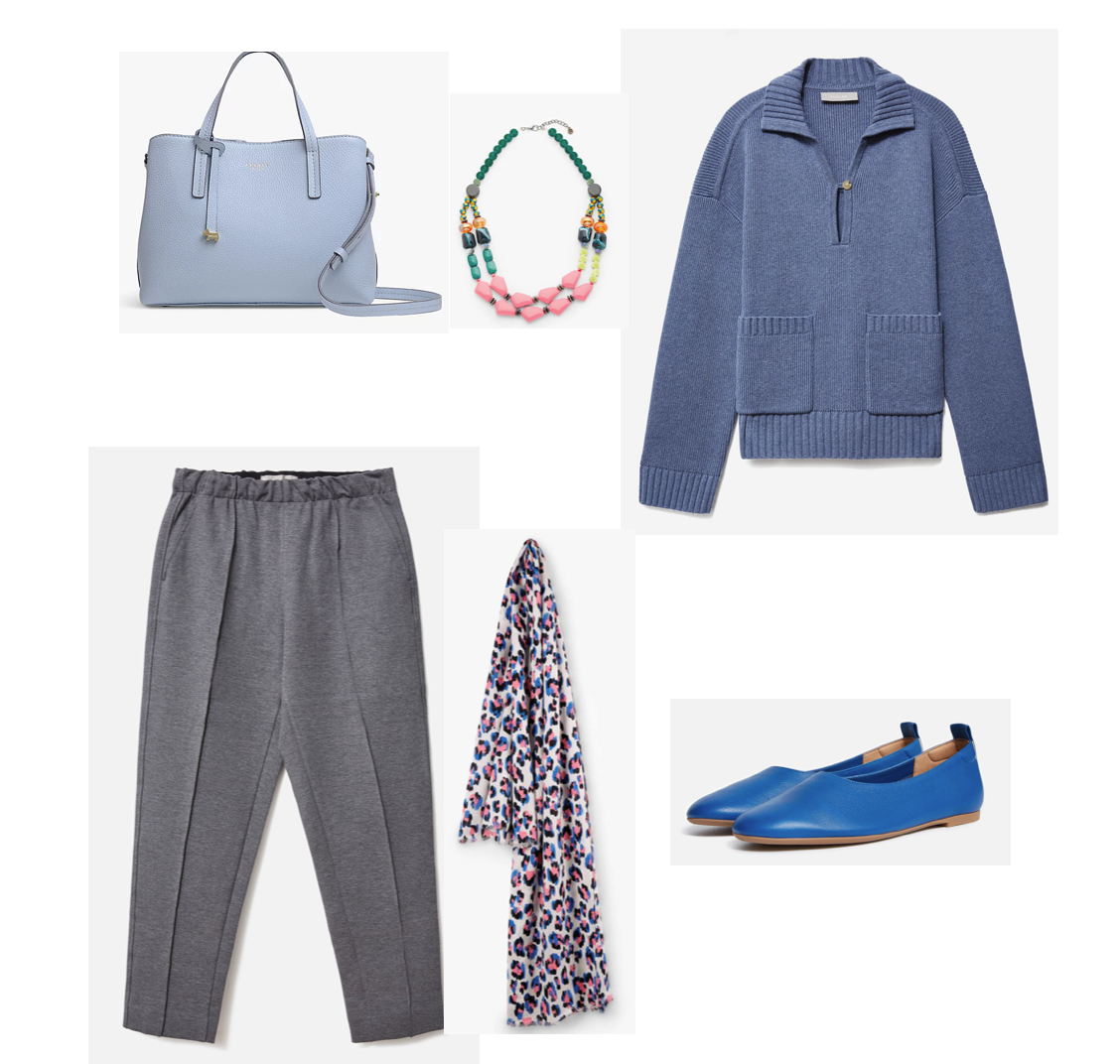 How to refresh your wardrobe with bright Spring colours.