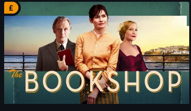 The bookshop film on Amazon prime