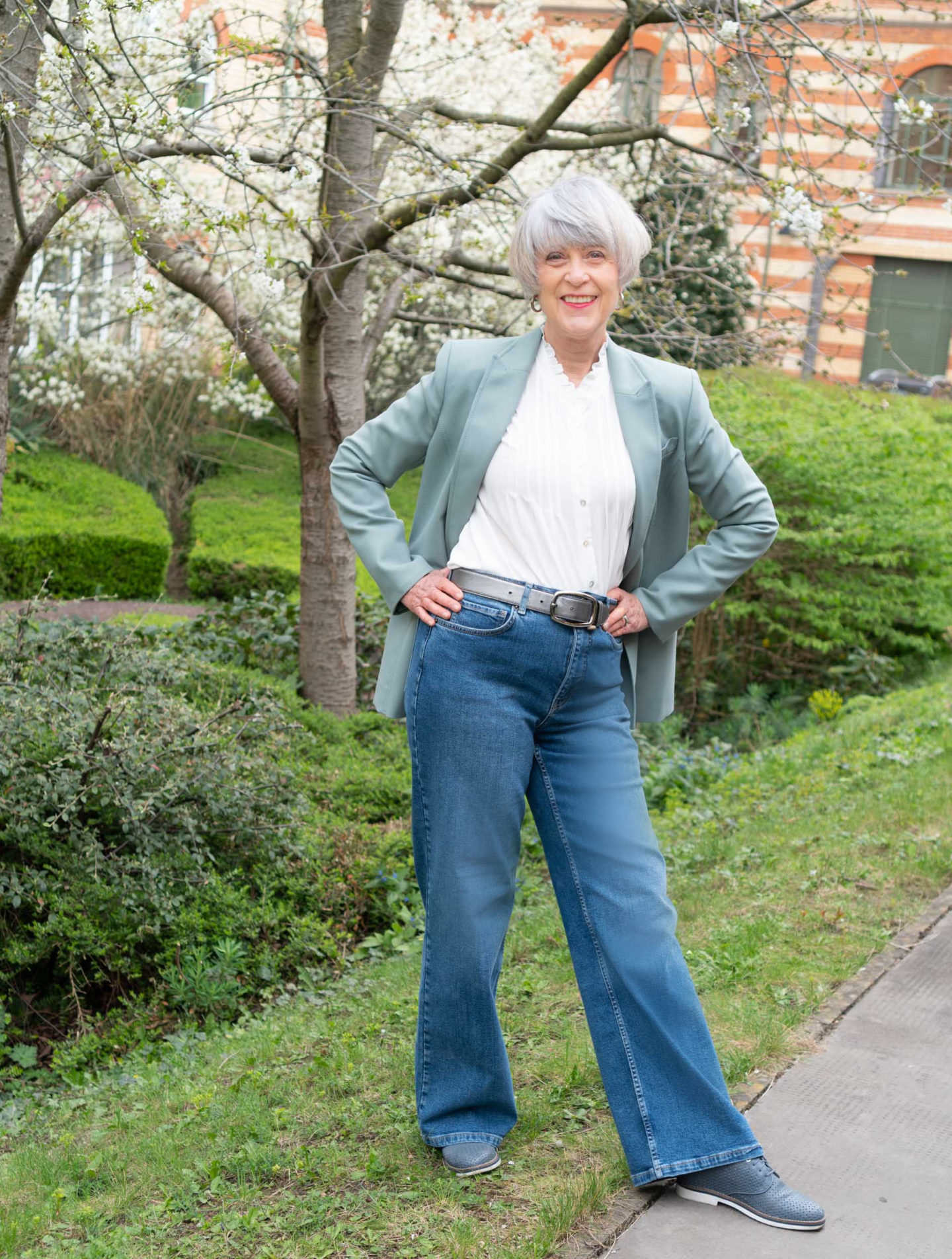 wide leg jeans for women over 50