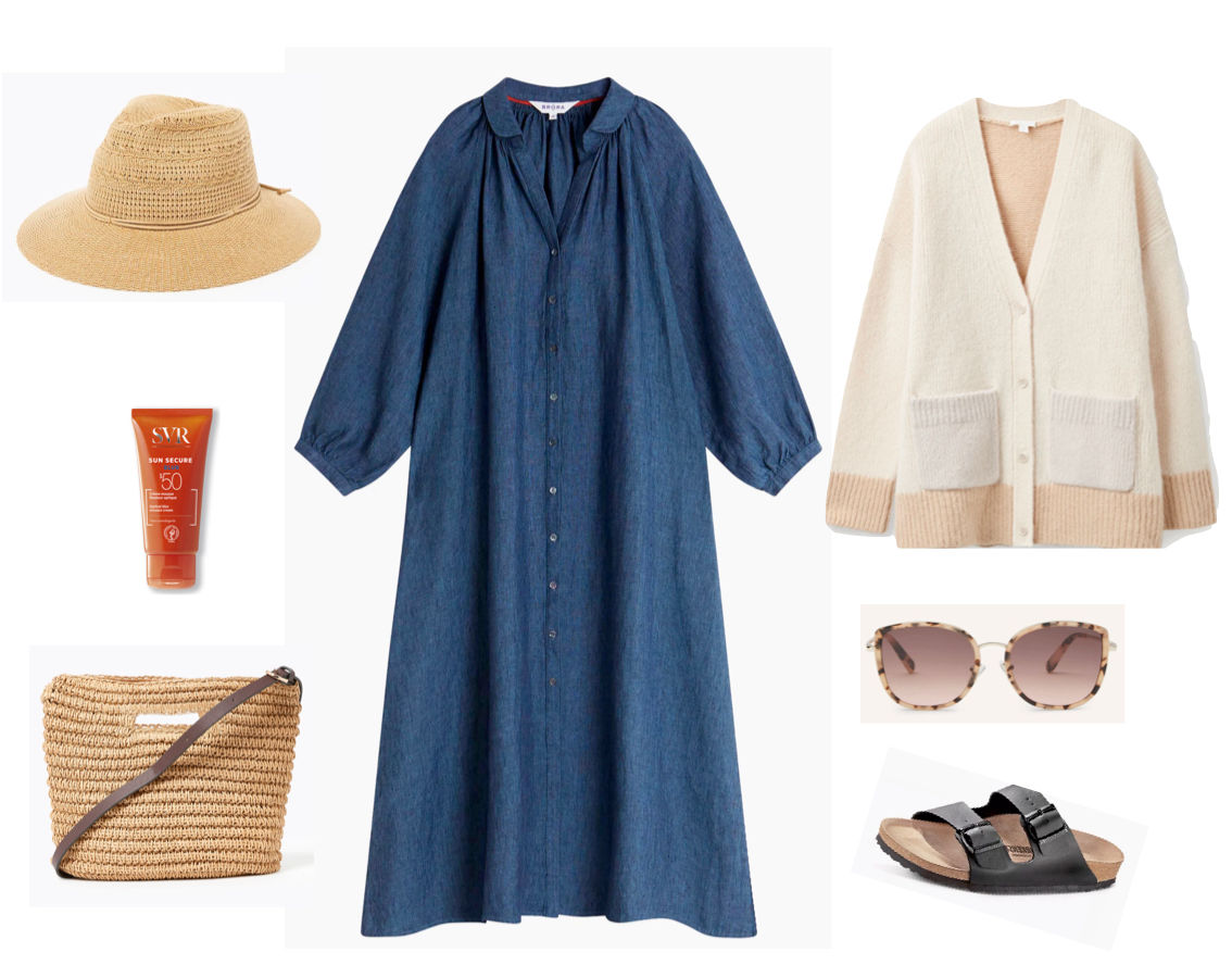 How to add a touch of linen to your summer wardrobe