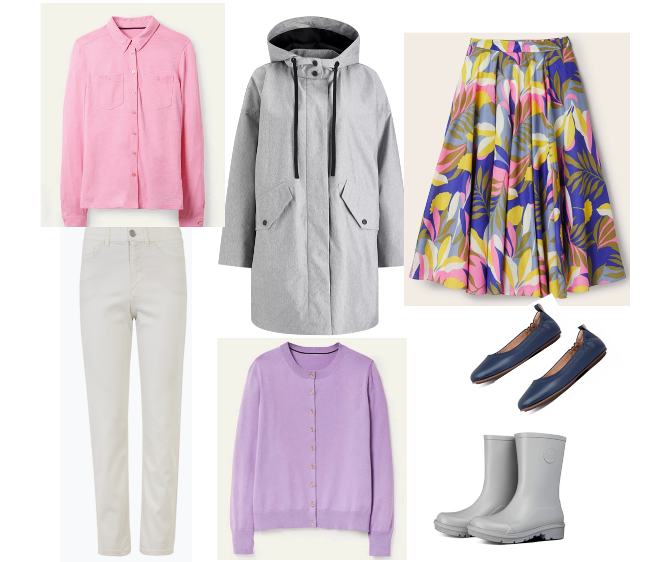 How to create a capsule wardrobe for a weekend away