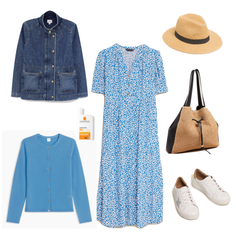 What to wear for a Summer picnic