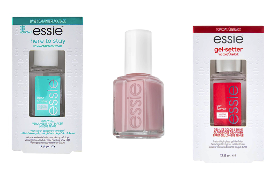 Essie nail products