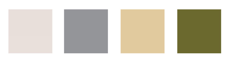 Pantone Autumn/Winter classic colour palette 2021