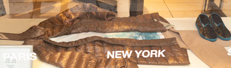 Bronze puffa coat September 21