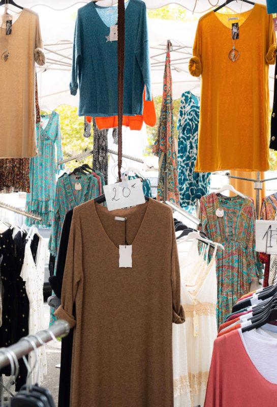 A visit to St.Tropez market September 2021
