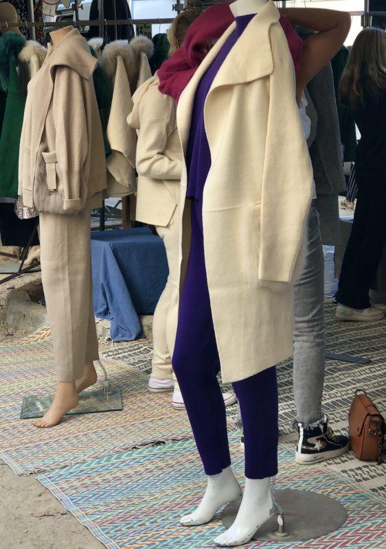 Style in St.Tropez market